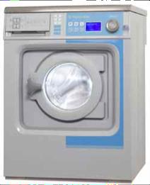 Wasmachine voorbeeld. Electrolux professionele wasmachine type : w455h