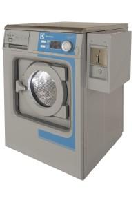 Electrolux bedrijfswasmachine met muntmeter