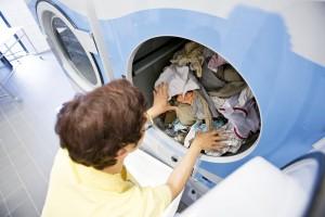 moppen wassen