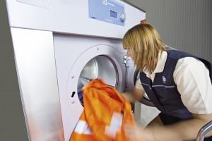 bedrijfskleding wassen