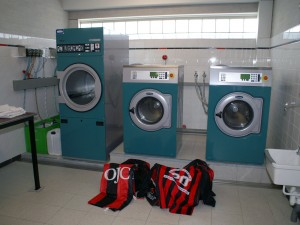 voetbalkleding wassen bij amateurverenigingen